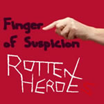 'Finger of Suspicion' cover