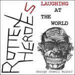 'Laughing at the World' cover